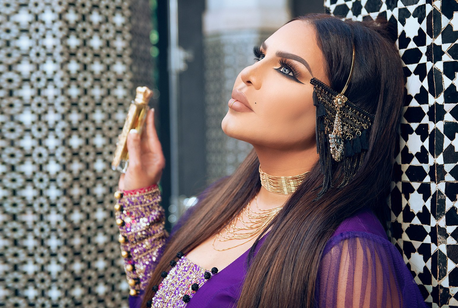 You are currently viewing مجموعة عطور الشعر